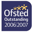 Ofsted Outstanding 2006-2007