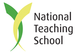 National Teaching School logo