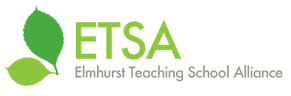 Elmhurst Teaching School logo