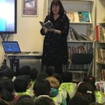 Y3 Meets Bestselling Author